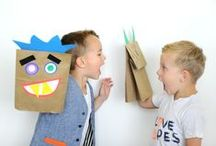 Kid Activity Ideas - that are a must try / Kid activities and crafts that are a must try!