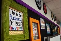 Classroom Organization/Decoration / by Lynn Rucarean