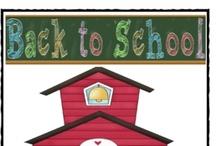 Back to School / by Lynn Rucarean