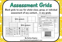 Assessments! / by Lynn Rucarean