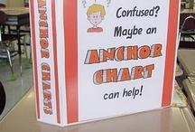 Anchor Charts / by Lynn Rucarean