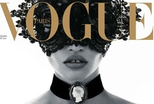 vogue. / inspirational and iconic vogue covers.