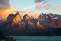 #patagonia + #mendoza + #argentina + #chile / heading to chile, mendoza, patagonia & argentina. trip planning board! / by Kat