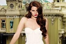 Lana Del Ray / by Sophia Gobern