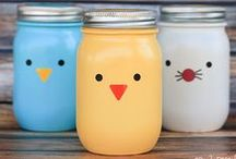 Easter {for the kids} / Easter inspired activities and crafts for kids.  Also find more fun ideas for the family.