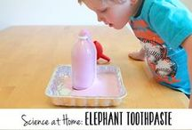 Science{with the kids} / looking for new ways for the kids to learn.  Try some of these fun science experiments.  My kids love them. / by Frogs and Snails and Puppy Dog Tail {FSPDT}  http://www.frogsandsnailsandpuppydogtail.com/