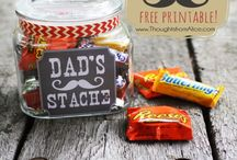 Father's Day {should be everyday♡} / Father's Day crafts and gift ideas