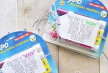 Teacher Gifts - Back To School / Find great ideas for teacher gifts and back to school ideas on this board.