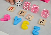 Learning numbers and counting / Math ideas for kids
