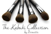 Pirouette Makeup Brushes / The 100% Cruelty-Free Luxury Makeup Brush Collection  www.pirouettemakeup.com