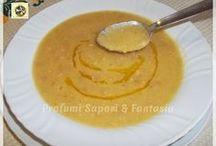 Zuppe, creme