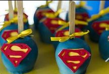 festa super man