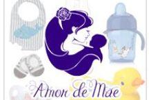 Loja Amor de Mãe / Produtos incríveis para bebês... excelente qualidade, atendimento e atenção ao nosso cliente não apenas para vendas, mas também para dúvidas sobre o produto, como usar, lavar...entre outros!!!    www.lojaamordemae.com