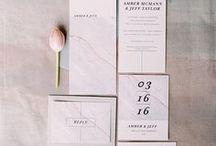 Stationery / Stationery ideas for weddings, parties, events