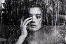 It's bloody raining again / Photography in the rain