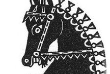 Woodcuts, Linocuts, Engravings / Woodcuts, linocuts, and engraved illustrations through history