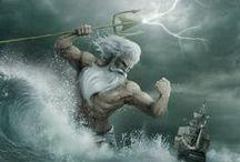The Iliad, The Odyssey, Greek Mythology