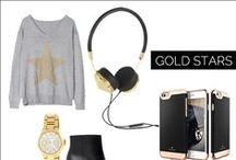 Golden Accents