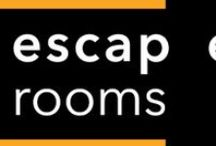 Escape room ideas / Ideas for esacpe room games.  #escape room #escape game www.escape-rooms.com