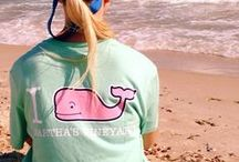 Vineyard Vines / Vineyard Vines was created by brothers Ian and Shep Murray. They spent their summers on Martha's Vineyard when they were young and fell in love with the water, fishing, and summer fun. Continuing their quest for an endless summer vacation, they created a nationally successful brand that matches their love of the good life.