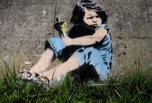Street Artist: Banksy