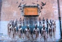 Street Artist: Borondo