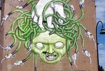 Street Artist: BLU
