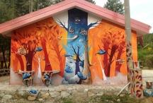 Street Artist: DMS