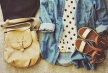 Clothes! / Fashion Ideas from anything clothing, including swimsuits, underwear, socks, and shoes  / by Katelyn McGroarty