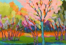 Landscape art / by Jonessa Farano
