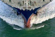Shipping, ports & sailing