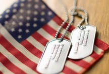 *I love honor and respect the US Military* / Our US Military / by Jennifer Marin
