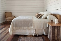 Beautiful Bedroom Floors / Take your flooring to bed with you.