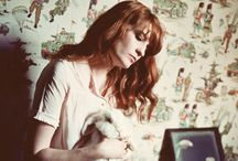 Florence & the machine / by Ashleigh