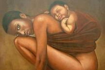 M O T H E R S  with Babies / by RositaAngulo Libre de Marulanda