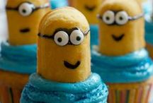Despicable Me Party / Gru sends his Minions out on lots of top secret missions, and their next assignment is to infiltrate your child's birthday party! Show them the way with these Despicable Me party supplies, decorations and more!