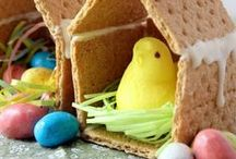 Easter Party Ideas / Need Easter party ideas? Here are some great suggestions for Easter party supplies, cupcakes, healthy treats and, of course, creative Easter baskets! So what are you waiting for? Check out our board, and then hop on over to WholesalePartySupplies.com for more table decorations, Easter candy, favors and more!