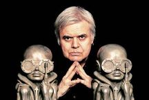 H.R. Giger / Since I was a young boy