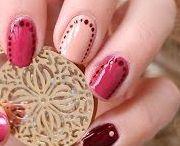 Nail Art idee / Idee per realizzare unghie stupende e sempre alla moda!