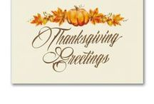 Happy Thanksgiving Cards / Premium personalized Happy Thanksgiving cards available personalized with your business name, or your name. Choose from a variety of Thanksgiving Designs and other Thanksgiving ideas!