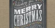 Personalized Merry Christmas Cards / The holidays only come around once a year! Why not send a personalized holiday card this year? Personalized Merry Christmas Cards can be send to family and friends as well as for sending Business Holiday Greetings to customers and clients!
