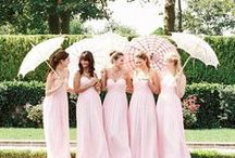 The Wedding Party / All things Wedding / by Sarah Dumont
