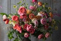 Flower love / Ethereal, flowers, wedding, inspiration, naural, beauty, blooms