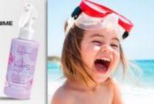 ● AQUA MAGIC COLLECTION ● / Una linea speciale per i piccoli di casa: prodotti naturali, profumati, colorati, irresistibili!  100% di sicurezza  e divertimento!