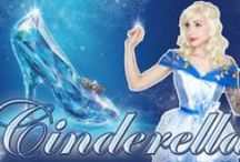 Cinderella Party Ideas / You don't need the magic of a fairy godmother to plan the perfect Cinderella party!