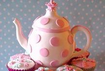 Tea Party Ideas / Everyone loves putting on their Sunday best and sitting down for a Tea Party!