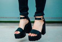Style the shoes