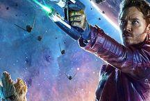 Guardiões da Galáxia / Filme que adoro assistir....