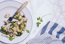Gotowanie (od A.) - zdrowe obiadki