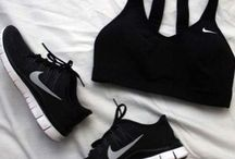 Keep fit / Fashion for the sports lover
